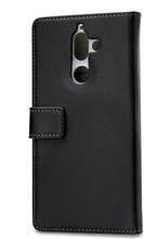 Mobilize Classic Gelly Wallet Nokia 7 Plus Book Case Zwart