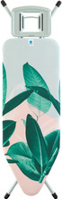 Brabantia Strijkplank 124 x 45 cm Tropical Leaves