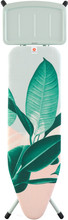 Brabantia Strijkplank 124 x 38 cm Tropical Leaves