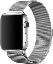 Apple Watch 42mm Polsband Milanees