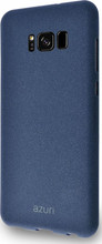 Azuri Flexible Sand Galaxy S8 Back Cover Blauw
