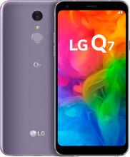 LG Q7 Paars