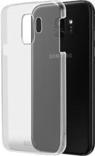 Azuri Glossy TPU Galaxy S9 Back Cover Transparant