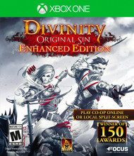 Divinity Original Sin 2 (Definitive Edition) Xbox One