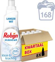 Robijn Klein & Krachtig Stralend Wit Vloeibaar pakket