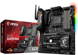 MSI X470 Gaming M7 AC X470