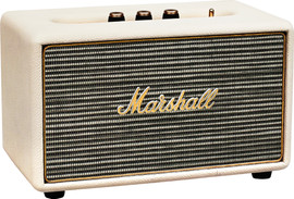 Marshall Acton Bluetooth Luidspreker Cream