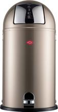 Wesco Kickboy 40 Liter Nieuw Zilver