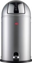 Wesco Kickboy 40 Liter Grijs