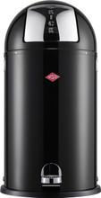 Wesco Kickboy 40 Liter Zwart