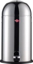 Wesco Kickmaster 33 Liter RVS Glanzend