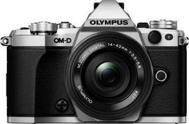 Olympus OM-D E-M5 II Zilver + 14-42mm EZ