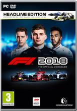 F1 2018 Headline Edition PC