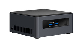 Intel Dawson Canyon NUC7i7DNHE Kit