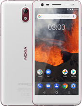 Nokia 3.1 Wit
