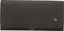 Samsonite Miss Journey SLG Wallet 14CC Coin Black