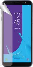 Azuri Galaxy J6 (2018) Screenprotector Plastic Duo Pack