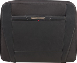 Samsonite Stationery Pro-DLX 5 Zip Folder A4 Top H Black