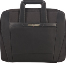 Samsonite Stationery Pro-DLX 5 Zip Folder A4 Ret H Black