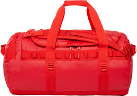 The North Face Base Camp Duffel M Rage Red/Fiery Red