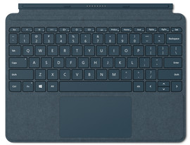 Microsoft Surface Go Type Cover AZERTY Blauw
