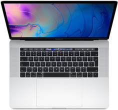 Apple MacBook Pro 15'' Touch Bar (2018) MR972N/A Silver