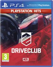 PlayStation Hits: Driveclub PS4