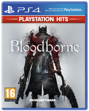 PlayStation Hits: Bloodborne PS4