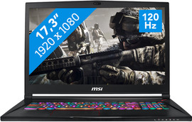 MSI GS73 Stealth 8RF-024BE Azerty