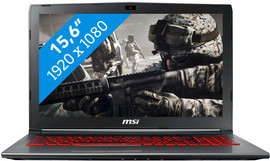 MSI GV62 8RD-221BE Azerty
