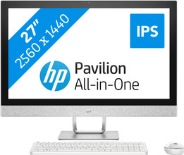 HP Pavilion All-in-One 27-r121nb Azerty