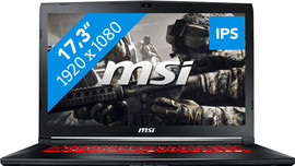 MSI GV72 8RE-042BE Azerty