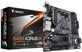 Gigabyte B450 Aorus M
