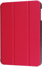 Just in Case Galaxy Tab A 10.5 Smart Tri-Fold Case Rood