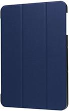 Just in Case Samsung Galaxy Tab S4 Smart Tri-Fold Case Blauw