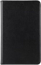 Just in Case Samsung Galaxy Tab S4 Rotating 360 Case Zwart
