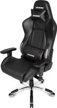 AKRACING Gaming Chair Master Premium - PU Carbon Zwart