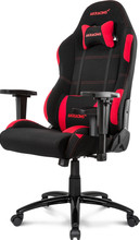 AKRACING Gaming Chair Core EX Wide -  Zwart / Rood