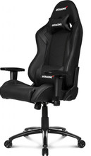 AKRACING Gaming Chair Master Max - PU Leather Zwart