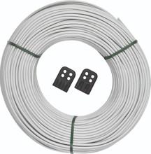 Brabantia Drooglijn 65 meter Wit