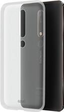 Azuri TPU Nokia 6.1 (2018) Back Cover Transparant