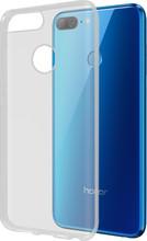 Azuri Glossy TPU Honor 9 Lite Back Cover Transparant