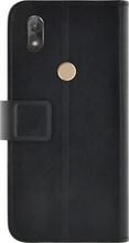 Azuri Wallet Magneet Wiko View 2 Book Case Zwart