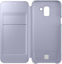 Samsung J6 (2018) Wallet Cover Roze