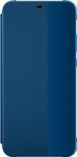 Huawei Flip Cover P20 Lite Book Case Blauw