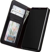Case-Mate Wallet Folio Samsung Galaxy S9 Back Cover Zwart