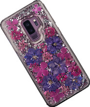 Case-Mate Karat Petal Galaxy S9 Back Cover Paars