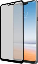 Azuri Curved Gehard Glas LG G7 Screenprotector Glas Zwart
