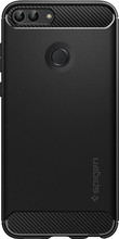 Spigen Rugged Armor P Smart Back Cover Zwart