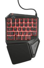 Trust GXT 888 Assa Single Handed Keyboard